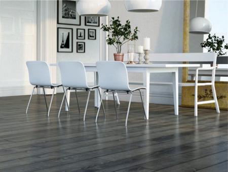 Limpar pisos laminados