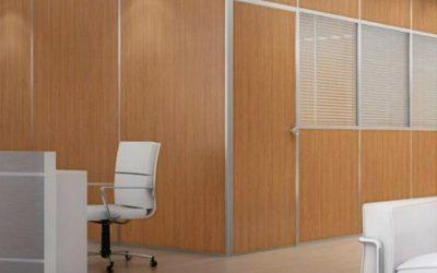 Conheça a divisória Divilux 35 para o seu escritório