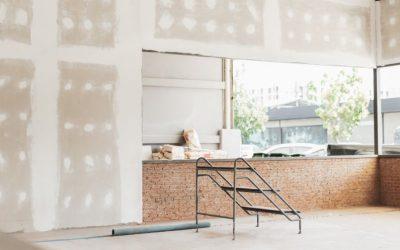 Benefícios de usar o drywall como parede