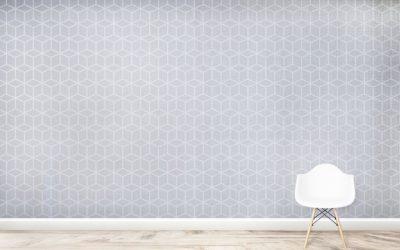 Qual é o papel de parede ideal para a sua sala?