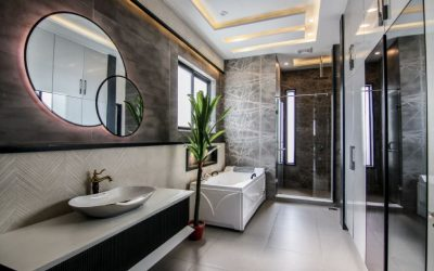 Papel de parede no banheiro: confira dicas importantes